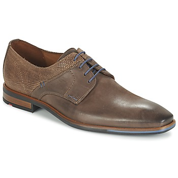 Chaussures Homme Derbies Lloyd DAMIEN Marron foncé