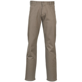 Dockers ALPHA SLIM TAPERED Gris
