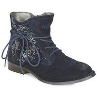 Chaussures Air max tnFemme Boots Bugatti LEEALE Marine
