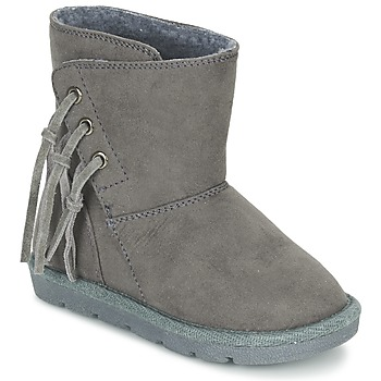 Chaussures Fille Boots Chicco CHICA Gris