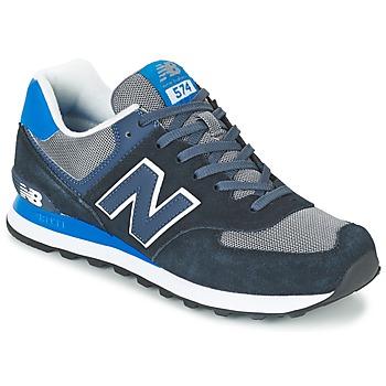 New Balance ML574 Bleu / Noir