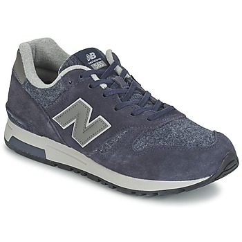 Chaussures Baskets basses New Balance ML565 Marine