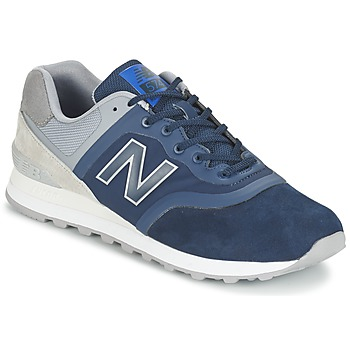 Chaussures Baskets basses New Balance MTL574 Bleu / Gris