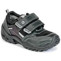 Chaussures Garçon Baskets basses Primigi FAUSTO GORE-TEX Noir