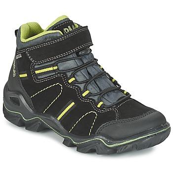 Chaussures Garçon Boots Primigi JACKSON Noir / Vert