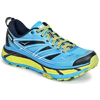 Chaussures Air max tnHomme Running / trail Hoka one one MAFATE SPEED 2 Bleu