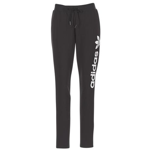 Vêtements Femme Pantalons de survêtement adidas Originals LIGHT LOGO TP Noir