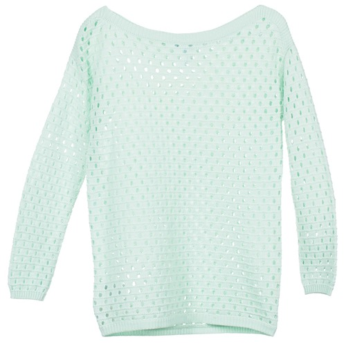 Vêtements Femme Pulls BCBGeneration 617223 Vert