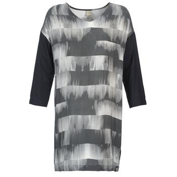Vêtements Femme Robes courtes Bench CRISP Noir / Gris