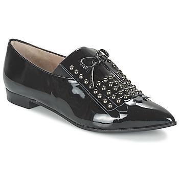 Chaussures Femme Derbies Paco Gil PARKER Noir