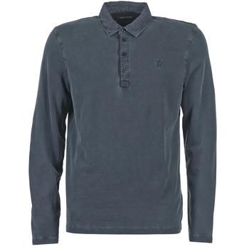 Vêtements Homme Polos manches longues Marc O'Polo CANGADO Marine