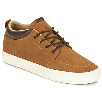 Chaussures Homme Baskets montantes Globe GS CHUKKA Camel