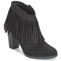 Chaussures Femme Bottines Elue par nous VOPBIL Noir