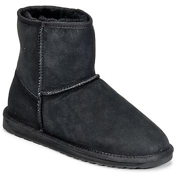 Chaussures Femme Boots EMU STINGER MINI Noir