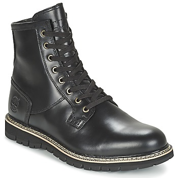 Chaussures Homme Boots Timberland BRITTON HILL PTBOOT WP Noir