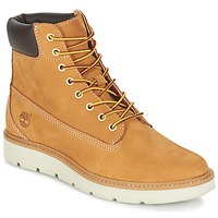 Chaussures Femme Baskets montantes Timberland KENNISTON 6IN LACE UP Beige