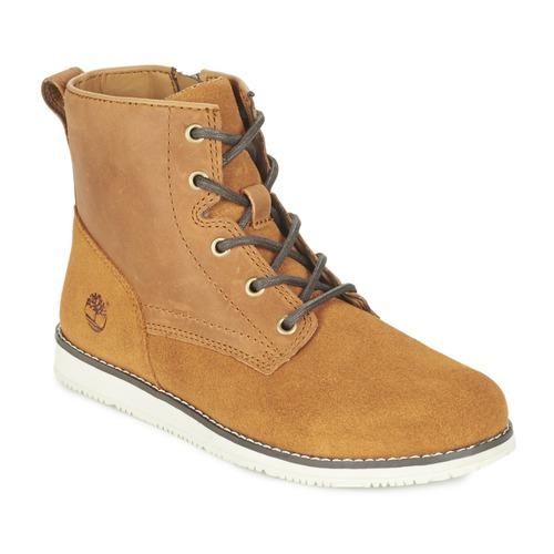 Chaussures Enfant Boots Timberland NEWMARKET BOOT Blé