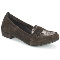 Chaussures Femme Mocassins Regard REMAVO Marron