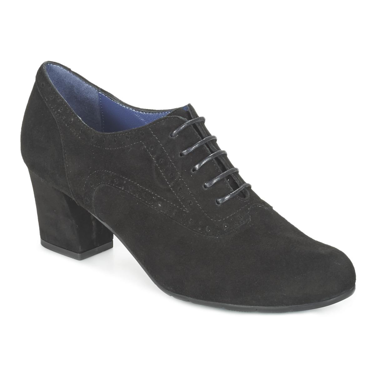 perlato helvine noir chaussure pas cher avec chaussures low boots femme 83 30. Black Bedroom Furniture Sets. Home Design Ideas