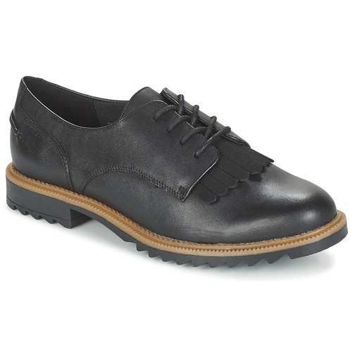 Chaussures Femme Derbies Clarks GRIFFIN MABEL Noir