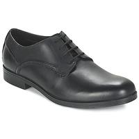 Chaussures Air max tnHomme Derbies Clarks BROCTON WALK Noir