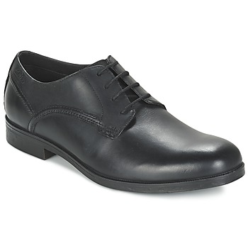 Chaussures Homme Derbies Clarks BROCTON WALK Noir