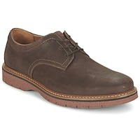 Chaussures Homme Derbies Clarks NEWKIRK PLAIN Marron