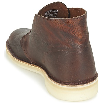 Clarks DESERT BOOT Marron