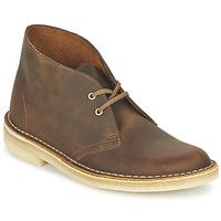 Chaussures Femme Boots Clarks DESERT BOOT Marron