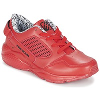 Chaussures Air max tnGarçon Baskets basses Freegun FADSA Rouge