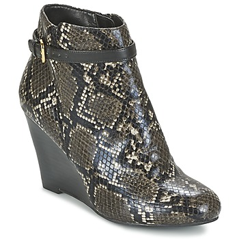 Chaussures Femme Bottines Lotus AIKEN Python