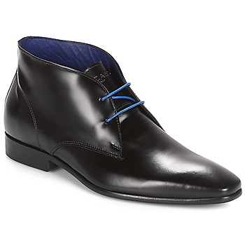 Chaussures Homme Boots Azzaro JAVOY Noir