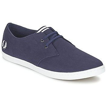 Fred Perry BYRON LOW TWILL Marine