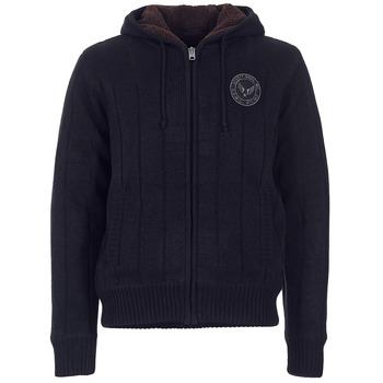 Vêtements Homme Pulls Schott DUNLIN Noir