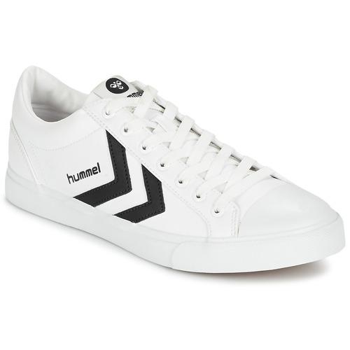 Chaussures Baskets basses Hummel DEUCE COURT SPORT Blanc