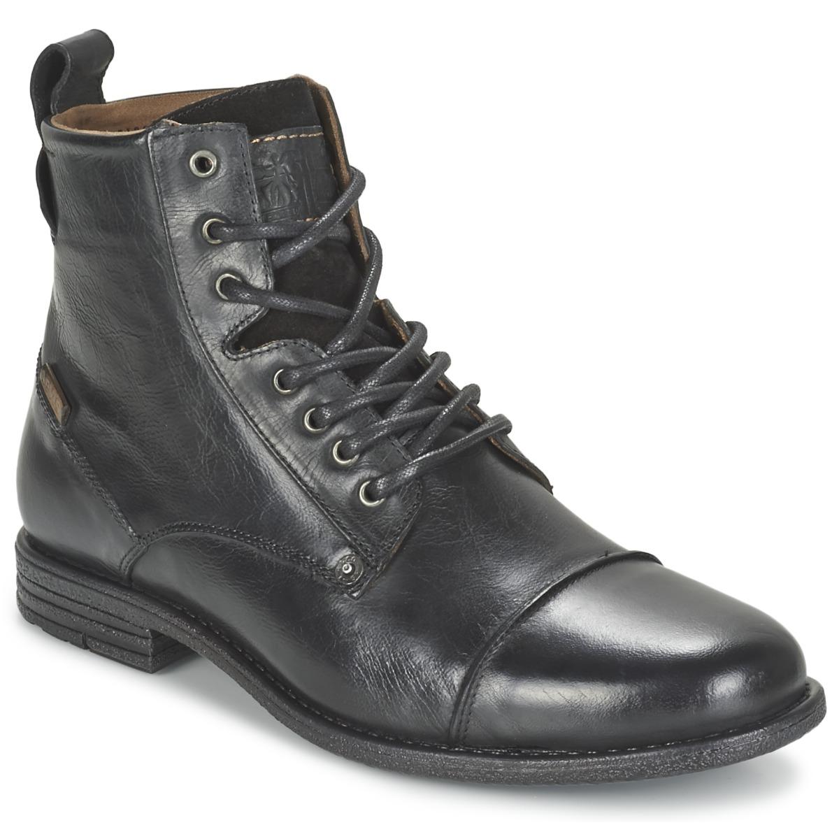 chaussures, sacs, vetements, accessoires, levi's homme cuir