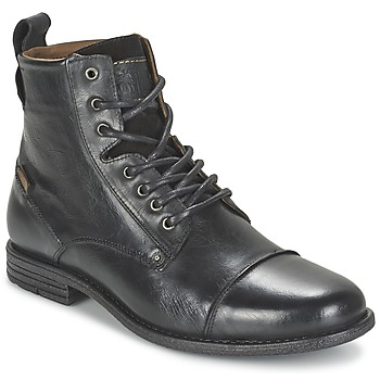 Levi's EMERSON LACE UP Noir