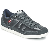 Chaussures Homme Baskets basses Levi's LOCH Gris