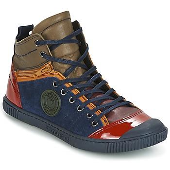 Chaussures Air max tnFemme Baskets montantes Pataugas BANJOU/MC Multicolore
