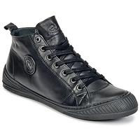 Chaussures Air max tnFemme Baskets montantes Pataugas ROCKER/N Noir