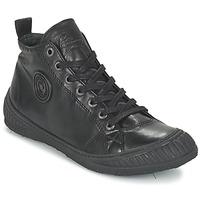 Chaussures Homme Baskets montantes Pataugas ROCKER/N Noir
