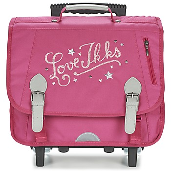 Ikks LOVE IKKS TROLLEY CARTABLE 38CM Rose