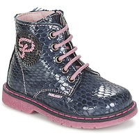 Chaussures Air max tnFille Boots Pablosky CHAVISKA Marine