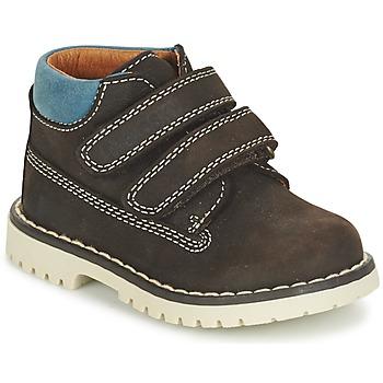 Chaussures Air max tnGarçon Boots Pablosky ESBATIATE Marron