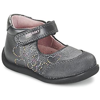 Chaussures Air max tnFille Ballerines / babies Pablosky JOUBEK Gris