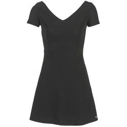 Vêtements Femme Robes courtes Les P'tites Bombes GRANADU Noir