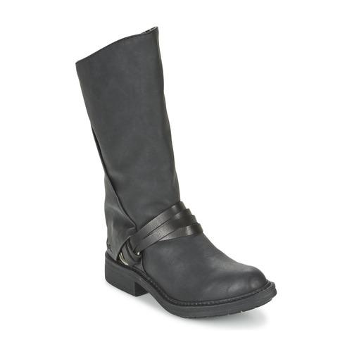 Chaussures Femme Bottes ville Blowfish FENNI Noir