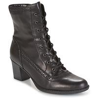 Chaussures Air max tnFemme Bottines Rieker SEBILLE Noir