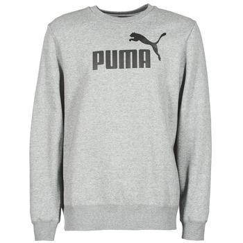 Vêtements Homme Sweats Puma ESS CREW SWEAT FL Gris