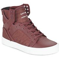 Chaussures Air max tnBaskets montantes Supra SKYTOP Bordeaux